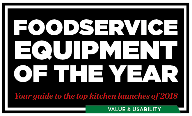 Foodservice Equipment of the Year 2018 Value & Usability