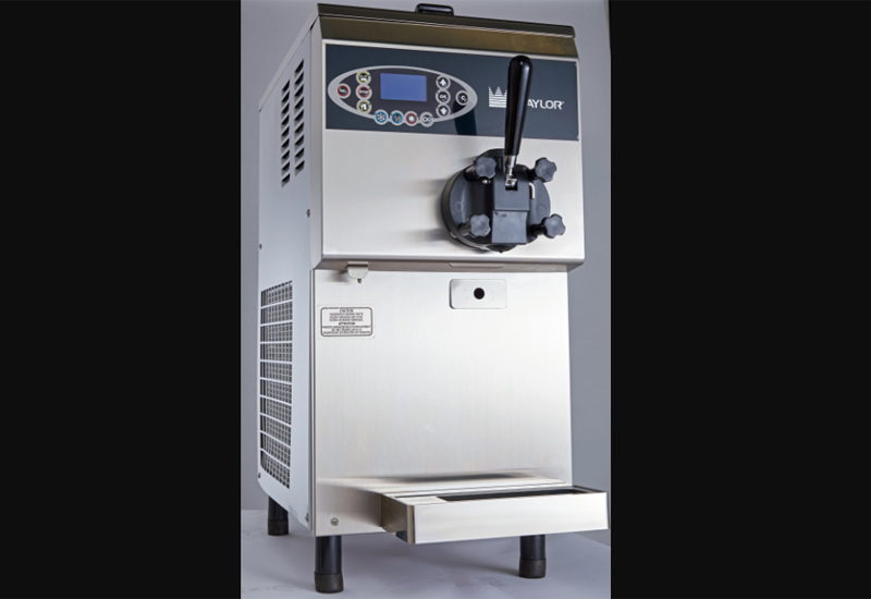 736 countertop soft serve ice cream machine
