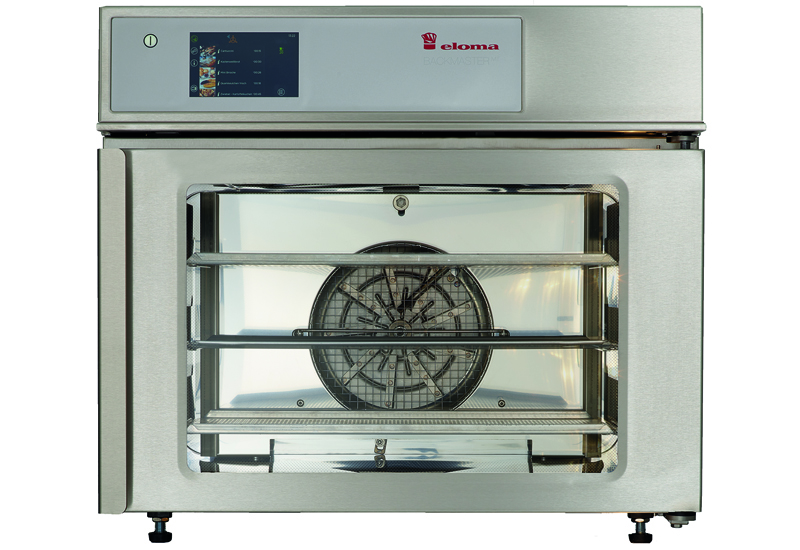 Eloma Backmaster EB 30 baking oven