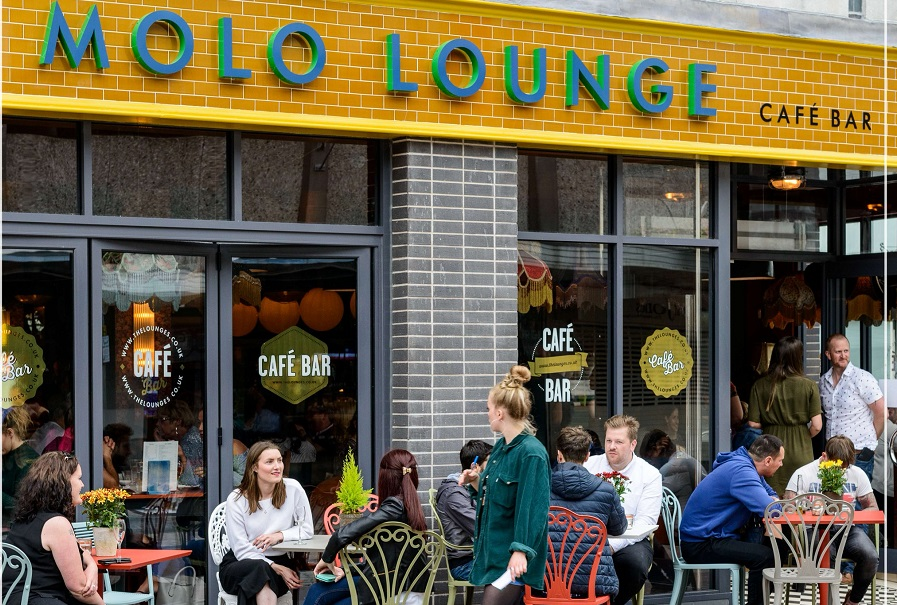 Molo Lounge, Southend-on-Sea