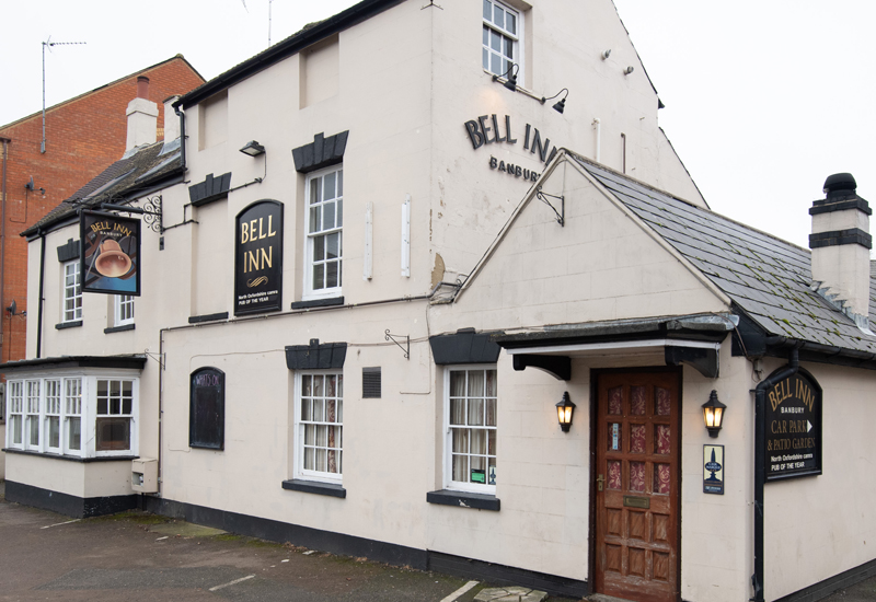 The Bell, Banbury 1