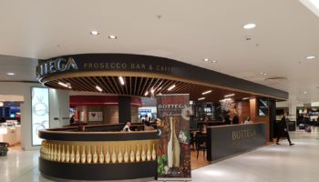 Bottega Prosecco Bar, Birmingham Airport