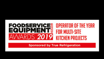 Operator of the Year for Multi-Site Kitchen Projects 2019