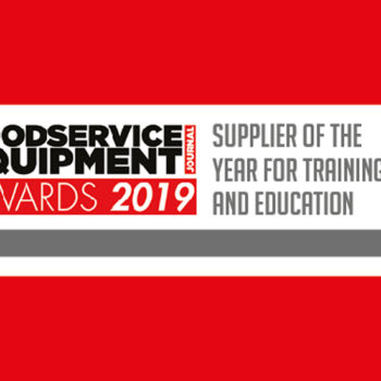 Supplier of the Year for Training & Education 2019