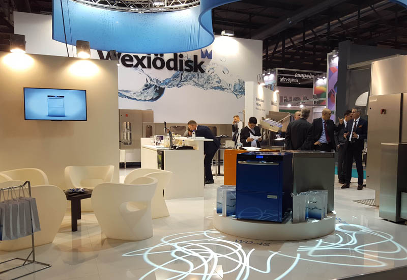 Wexiodisk stand