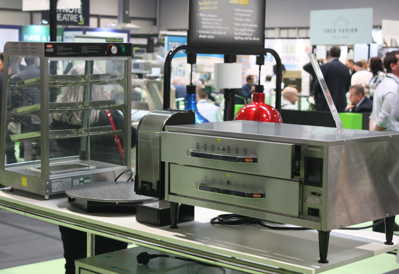 Gamble Foodservice Solution stand at Commercial Kitchen 2019