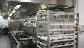 Production kitchen