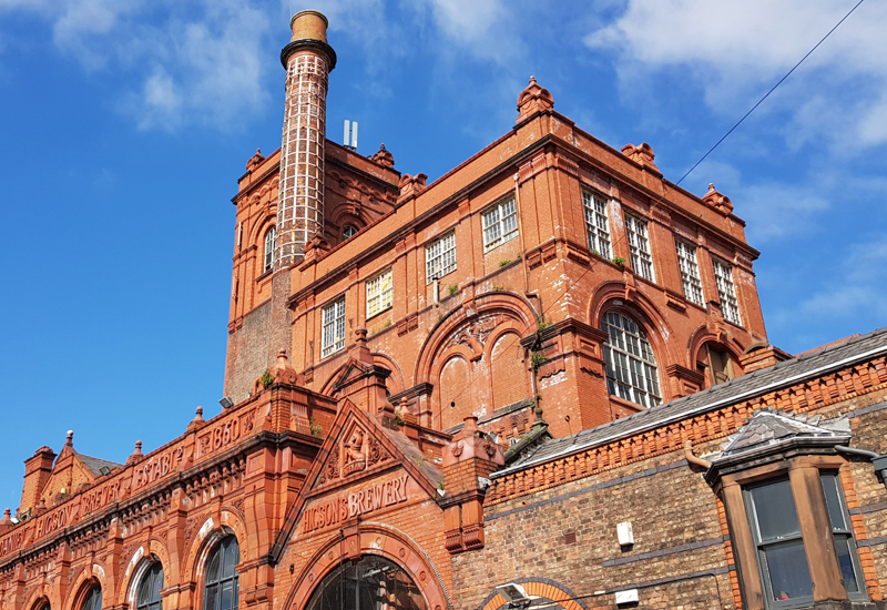 Cain's Brewery, Liverpool