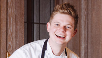 Tom Booton, head chef, The Dorchester