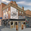 Six Barrel Drafthouse, Nottingham render