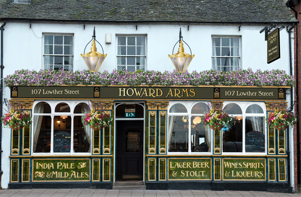 The Howard Arms, Carlisle 1
