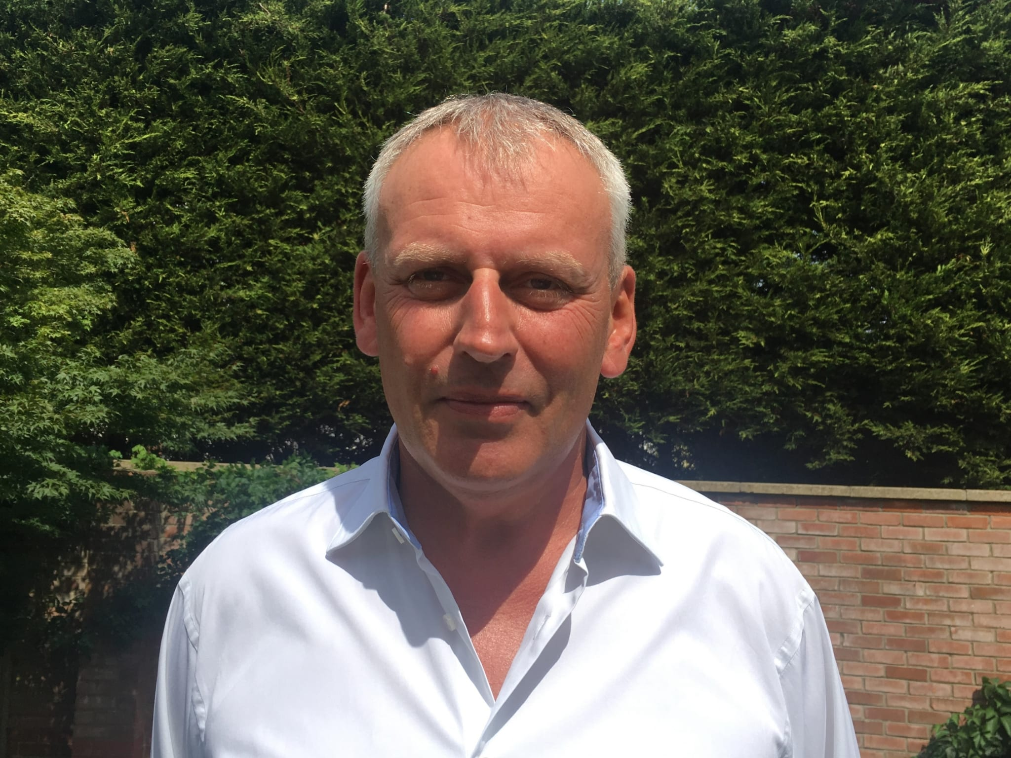 Mick Jary, specification manager