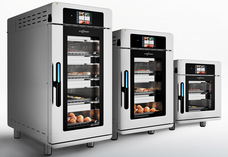 Vector H Series multi-cook ovens