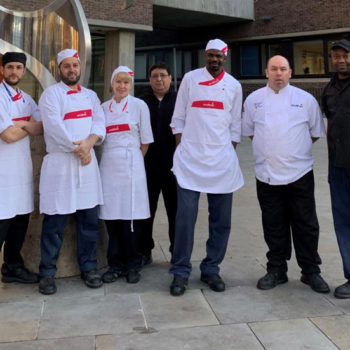 Sodexo, City, University of London