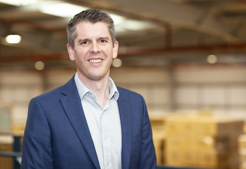 Dan Gregory-Miles, regional sales manager, South West of the UK and Ireland​