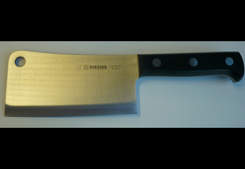 Giesser meat cleaver