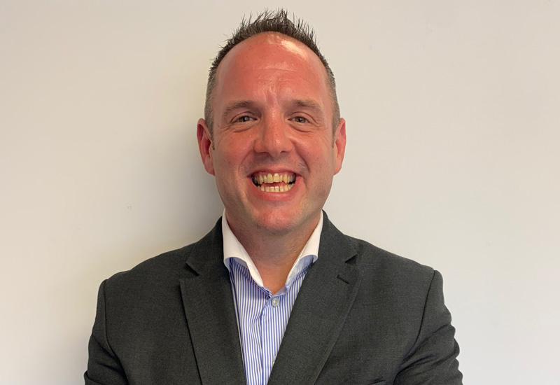 Steve Simmonds, business development manager, London and the south of England