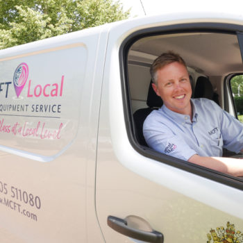 Phil Davies, MCFT franchisee, Nottinghamshire