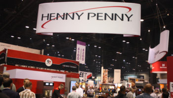 Henny Penny NRS Show stand 2019
