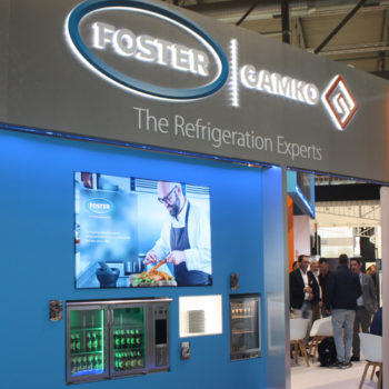 Foster & Gamko stand HOST 2019