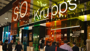 Krupps stand HOST 2013
