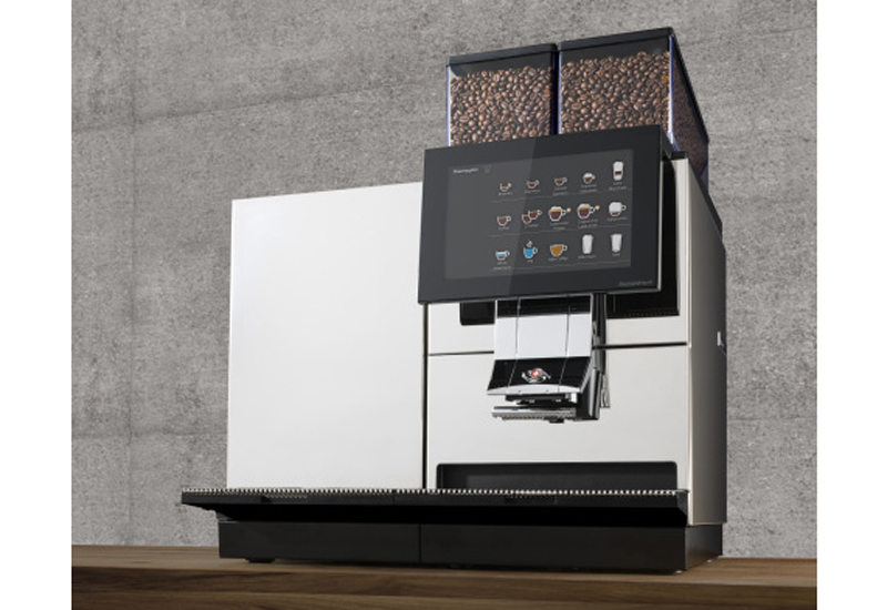 Thermoplan coffee machine