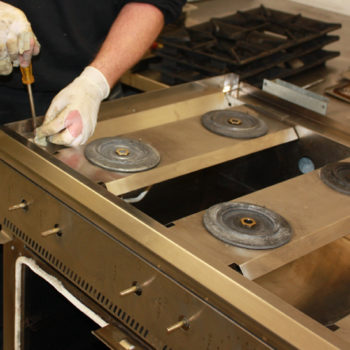 Catering equipment repair