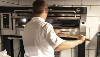 Sveba Dahlen P601 High Temp pizza oven