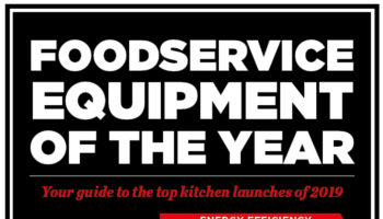 Foodservice Equipment of the Year – Energy Efficiency 2019
