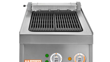 Locher Rustica electric grill