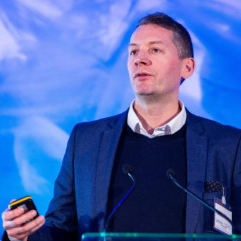 Andy Earley, senior director, category management EMEA, Hilton Supply Management 1