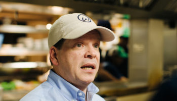 Paul Wahlberg, co-founder and executive chef