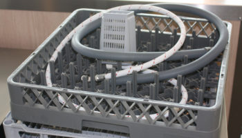 Warewashing basket