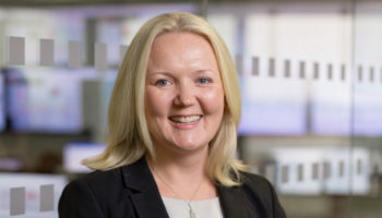 Julie Sutton, operations director