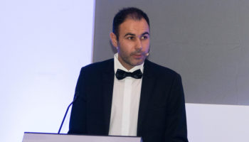 Andrew Seymour, Catering Insight Awards 2019