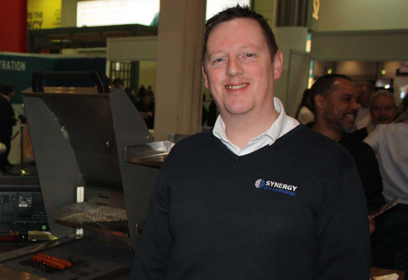 Richard Ebbs, director of commercial and marketing