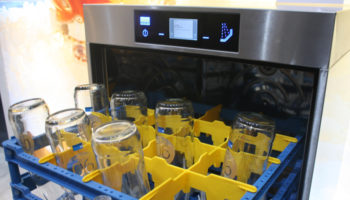 Meiko bottle washer 1