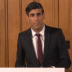 Rishi Sunak, Chancellor of the Exchequer 2