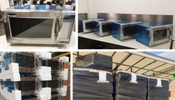 RH Hall iWave and Maestrowave production