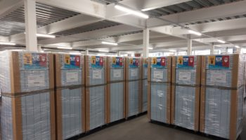 Williams storage cabinets for NHS sites