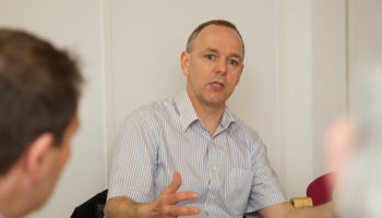 Chris Playford, market and development director