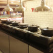Induction hobs on P&O Ferries